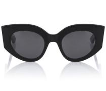 Verzierte Car-Eye-Sonnenbrille