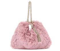 Clutch Callie aus Faux Fur