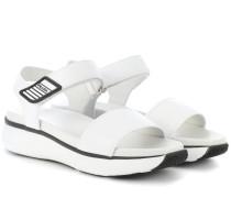 Sandalen Move aus Leder