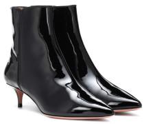 Ankle Boots Quant aus Lackleder