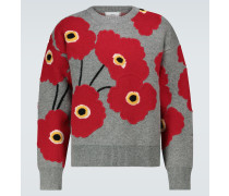 Pullover Coquelicot aus Wolle