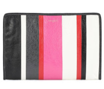 Clutch Holiday Bazar aus Leder