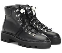 Ankle Boots Delfi aus Leder