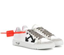Sneakers Arrow 2.0 aus Leder