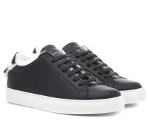 Sneakers Urban Street aus Leder