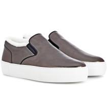Sneakers New Rosaline aus Leder