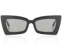 Cat-Eye-Sonnenbrille ZAAP! aus Acetat