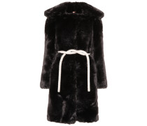 Mantel Marilyn aus Faux Fur