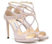 Sandalen Lance aus Glitter