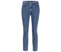 High-Rise Skinny Jeans W4