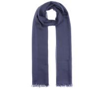 Schal aus Cashmere mit Seide