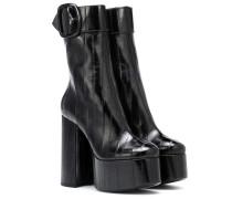 Ankle Boots Billy aus Leder