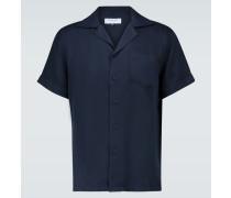 Kurzarmhemd aus TENCEL®
