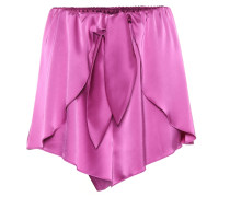 Shorts Naila aus Satin