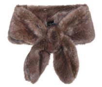 Stola aus Faux Fur