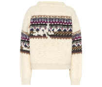 Pullover Elsey mit Wolle