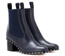 Garavani Ankle Boots Soul Rockstud aus Leder