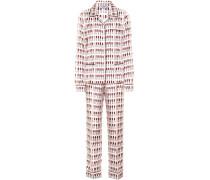 Pyjama aus Seide