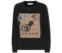 X Disney® bedrucktes Sweatshirt