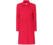 Mantel in Minilänge