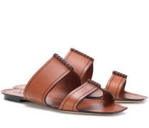 Sandalen Saba aus Leder