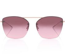 Rahmenlose Sonnenbrille Ziane