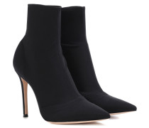 Ankle Boots Elite aus Stretch