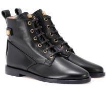 Ankle Boots Ryder aus Leder