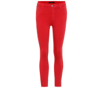 Mid-Rise Skinny Jeans Alana