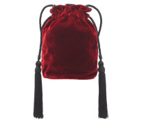 Bucket-Bag Tula aus Samt