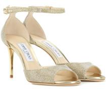 Sandalen Annie 85 mit Glitter