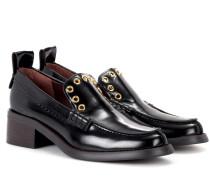 Loafers Nora aus Leder