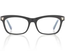 Brille Panthère de Cartier