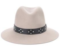 Hut aus gefilzter Wolle