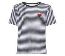 Gestreiftes T-Shirt Rain