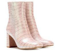 Exclusive to mytheresa.com – Ankle Boots Agnes aus Leder