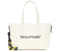 Shopper Binder Clip aus Canvas