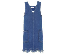 Jeanskleid in Minilänge