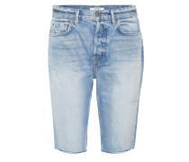 High-Rise Jeansshorts Beverley