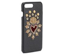 Hülle für iPhone 7 Plus aus Leder
