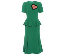 Verziertes Kleid mit Stretchanteil