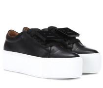 Sneakers Drihanna aus Leder