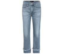 Jeans W3 Higher Ground Slim Crop