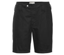 Shorts aus Baumwolle und Ramie