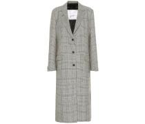 Karierter Mantel Tatjana aus Wolle