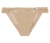Gehäkeltes Bikini-Höschen Essential Mini Hipster