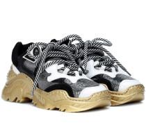 Sneakers Billy aus Leder