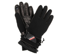 Handschuhe mit Leder