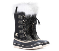 Stiefel Joan of Arctic X Celebration aus Veloursleder