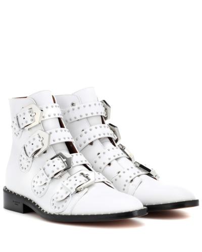 Givenchy Damen Ankle Boots aus Leder mit Nieten Rabatt Günstigsten Preis Nagelneu Unisex UHGebbLlm